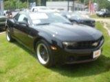 2010 Black Chevrolet Camaro LS Coupe #65680636