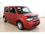 2009 Scarlet Red Nissan Cube 1.8 S #65681396