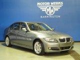 2011 Space Gray Metallic BMW 3 Series 335i xDrive Sedan #65680606