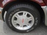 GMC Safari 2005 Wheels and Tires