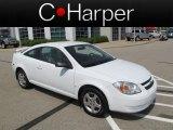 2007 Summit White Chevrolet Cobalt LS Coupe #65680588