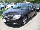 2012 Black Granite Metallic Chevrolet Malibu LT #65680555