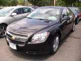 2012 Black Granite Metallic Chevrolet Malibu LS #65680554