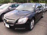 2012 Black Granite Metallic Chevrolet Malibu LT #65680543