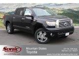 2012 Black Toyota Tundra Limited CrewMax 4x4 #65680526