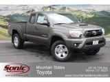 2012 Pyrite Mica Toyota Tacoma V6 TRD Sport Access Cab 4x4 #65680523