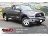2012 Magnetic Gray Metallic Toyota Tundra Double Cab 4x4 #65680521