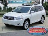 2010 Blizzard White Pearl Toyota Highlander Limited #65681297