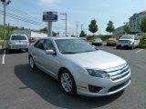 2010 Brilliant Silver Metallic Ford Fusion SEL #65680884