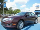2012 Bordeaux Reserve Metallic Ford Fusion SEL #65680865