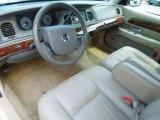 2009 Mercury Grand Marquis LS Ultimate Edition Light Camel Interior