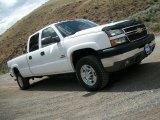 2005 Summit White Chevrolet Silverado 3500 LT Crew Cab 4x4 #65753260