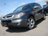 2008 Polished Metal Metallic Acura RDX Technology #65753024
