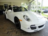 2012 Carrara White Porsche 911 Turbo S Coupe #65752995