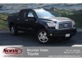 2012 Black Toyota Tundra Limited CrewMax 4x4 #65752985