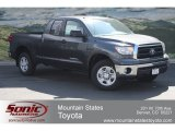 2012 Magnetic Gray Metallic Toyota Tundra Double Cab 4x4 #65752984