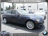 2012 Imperial Blue Metallic BMW 3 Series 335i Sedan #65753107