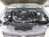 2009 Suzuki Equator Engines