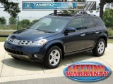 2005 Midnight Blue Pearl Nissan Murano SL #65774271