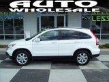 2009 Taffeta White Honda CR-V EX-L 4WD #65774260