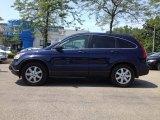 2009 Royal Blue Pearl Honda CR-V EX 4WD #65780682