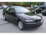 2005 Jet Black BMW 3 Series 325xi Sedan #6569680
