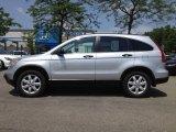 2009 Alabaster Silver Metallic Honda CR-V EX 4WD #65780674