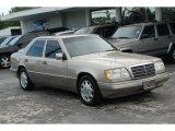 1995 Smoke Silver Metallic Mercedes-Benz E 320 Sedan #65780581