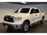2010 Super White Toyota Tundra CrewMax #65780662