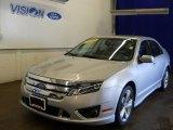 2010 Brilliant Silver Metallic Ford Fusion Sport #65780657