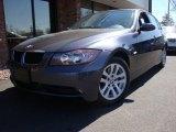2006 Sparkling Graphite Metallic BMW 3 Series 325xi Sedan #6563698