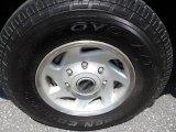 2003 Ford F250 Super Duty XL SuperCab 4x4 Wheel