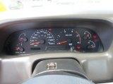 2003 Ford F250 Super Duty XL SuperCab 4x4 Gauges