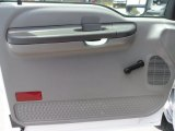 2003 Ford F250 Super Duty XL SuperCab 4x4 Door Panel