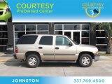 2005 Sandstone Metallic Chevrolet Tahoe LS #65780455