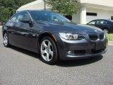 2008 Sparkling Graphite Metallic BMW 3 Series 328xi Coupe #65780447