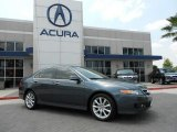 2008 Carbon Gray Pearl Acura TSX Sedan #65801926