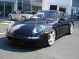 2007 Black Porsche 911 Carrera S Cabriolet #6557594