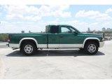 2004 Dodge Dakota Timberline Green Pearl