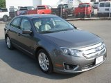 2011 Sterling Grey Metallic Ford Fusion SEL #65802412
