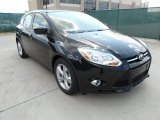 2012 Tuxedo Black Metallic Ford Focus SE Sport 5-Door #65802140