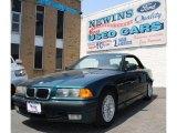 1998 Boston Green Metallic BMW 3 Series 328i Convertible #65802373