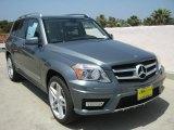 2012 Sapphire Grey Metallic Mercedes-Benz GLK 350 #65802038