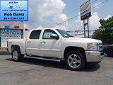 2012 White Diamond Tricoat Chevrolet Silverado 1500 LT Crew Cab 4x4 #65802000