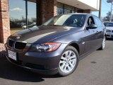 2007 Sparkling Graphite Metallic BMW 3 Series 328xi Sedan #6563692