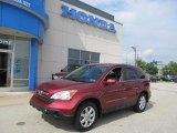 2008 Tango Red Pearl Honda CR-V EX-L 4WD #65801982