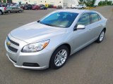 2013 Silver Ice Metallic Chevrolet Malibu ECO #65802271