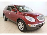 2008 Red Jewel Buick Enclave CXL AWD #65802254