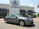 2010 Polished Metal Metallic Acura TSX Sedan #65801953