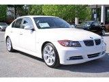 2008 Alpine White BMW 3 Series 335i Sedan #6569679
